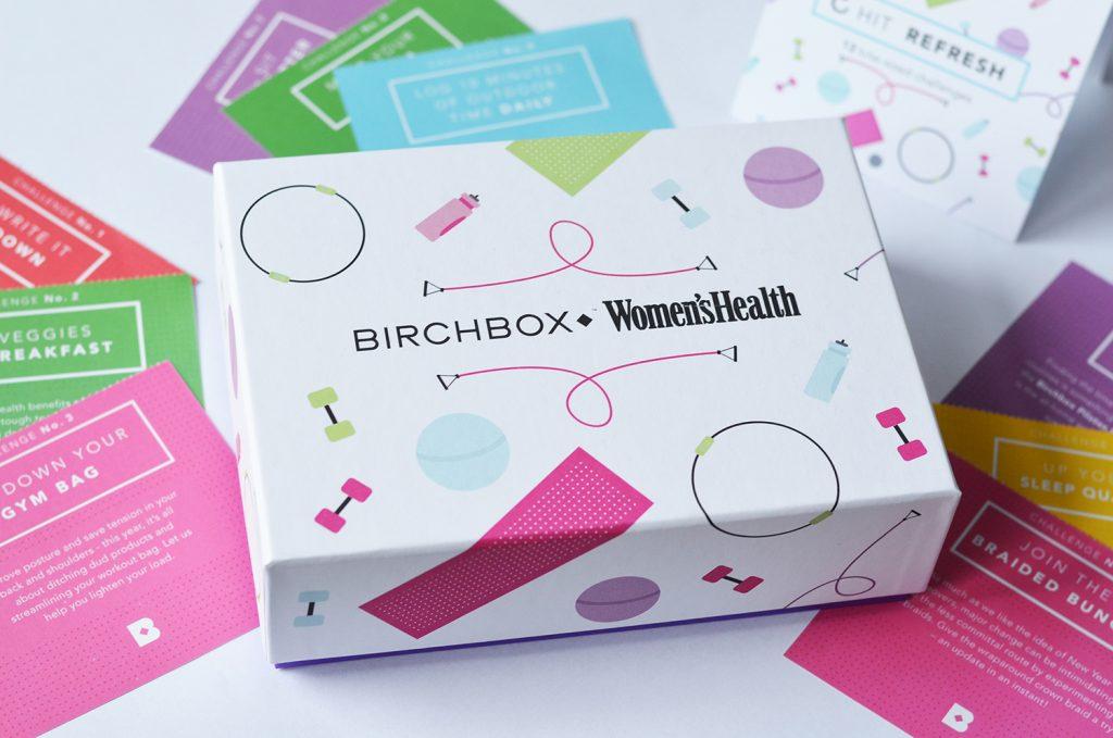 Birchbox Beauty Box / January 2015
