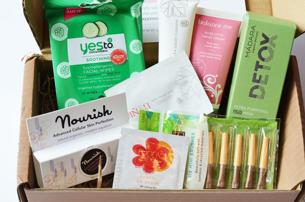 Love Lula Beauty Box / January 2015