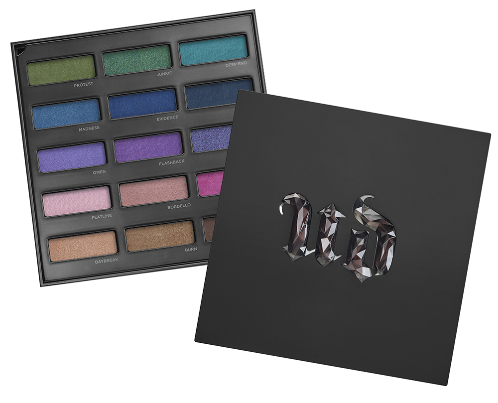 Urban Spectrum Eyeshadow Palette (RRP £35) is available exclusively at Debenhams.