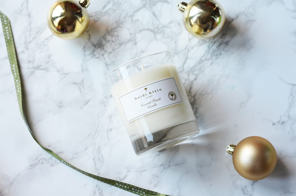 2. Heidi Klein Coconut Beach Candle | £38