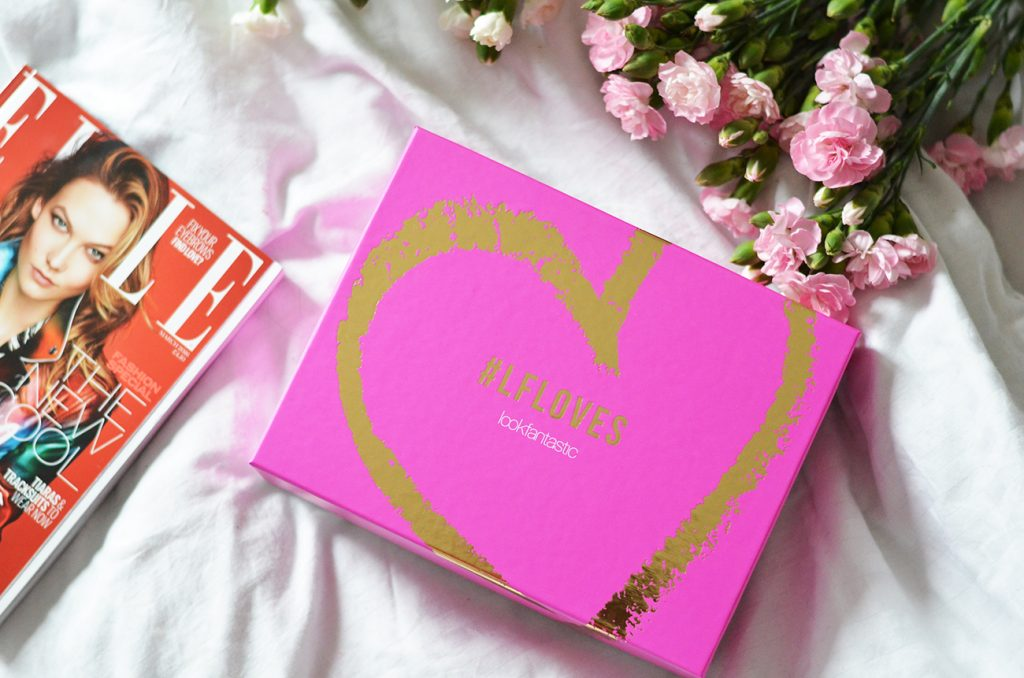 Look Fantastic Beauty Box Review | February 2016