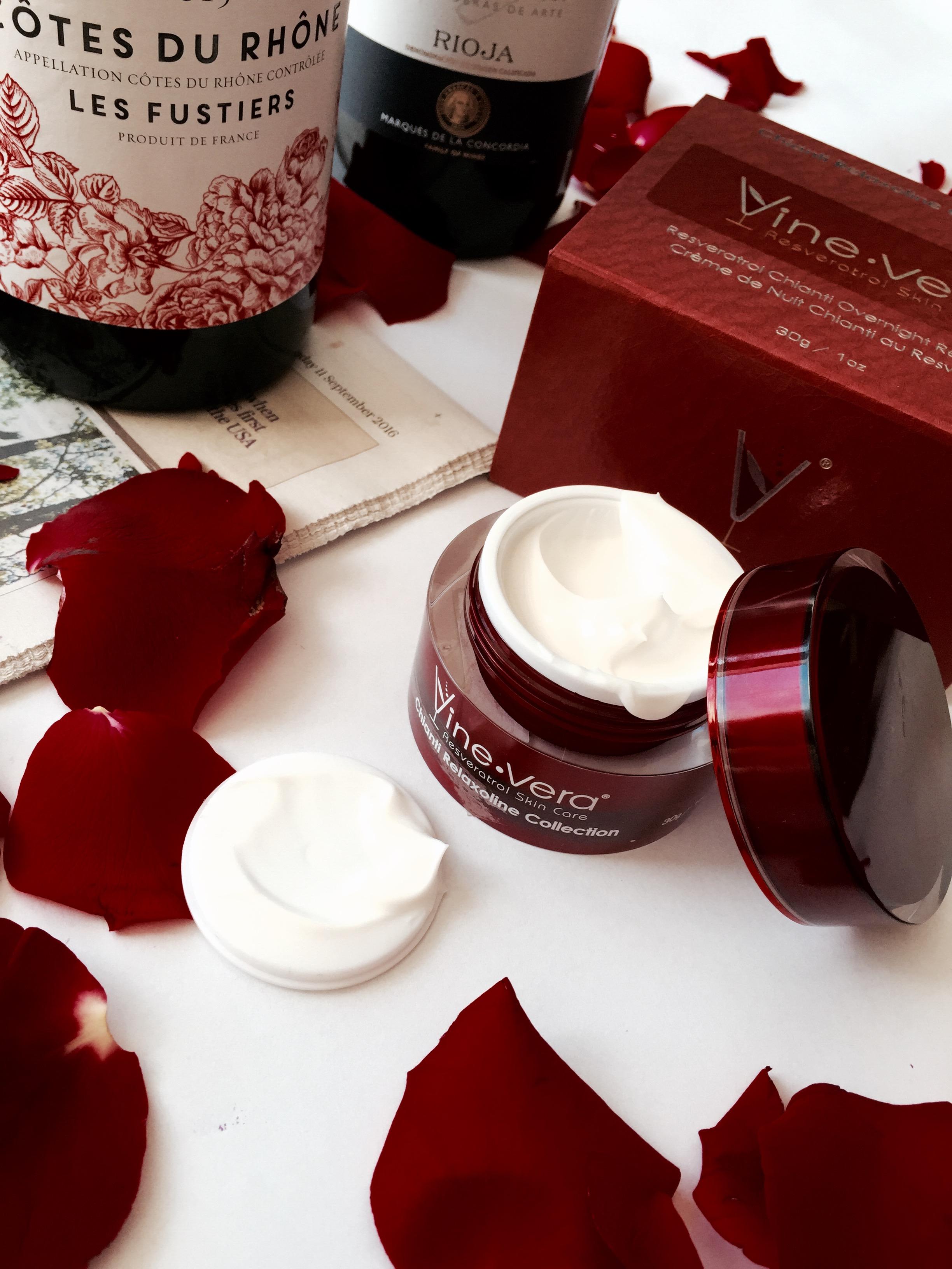 Vine Vera Resveratrol Chianti Overnight Recovery - £300