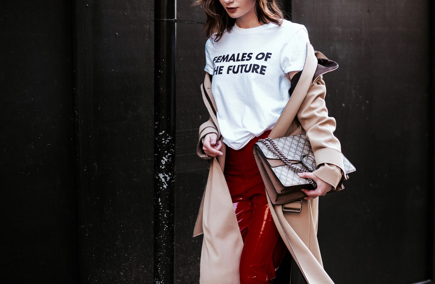 Females of the Future | London Fashion Week AW17 Day 1