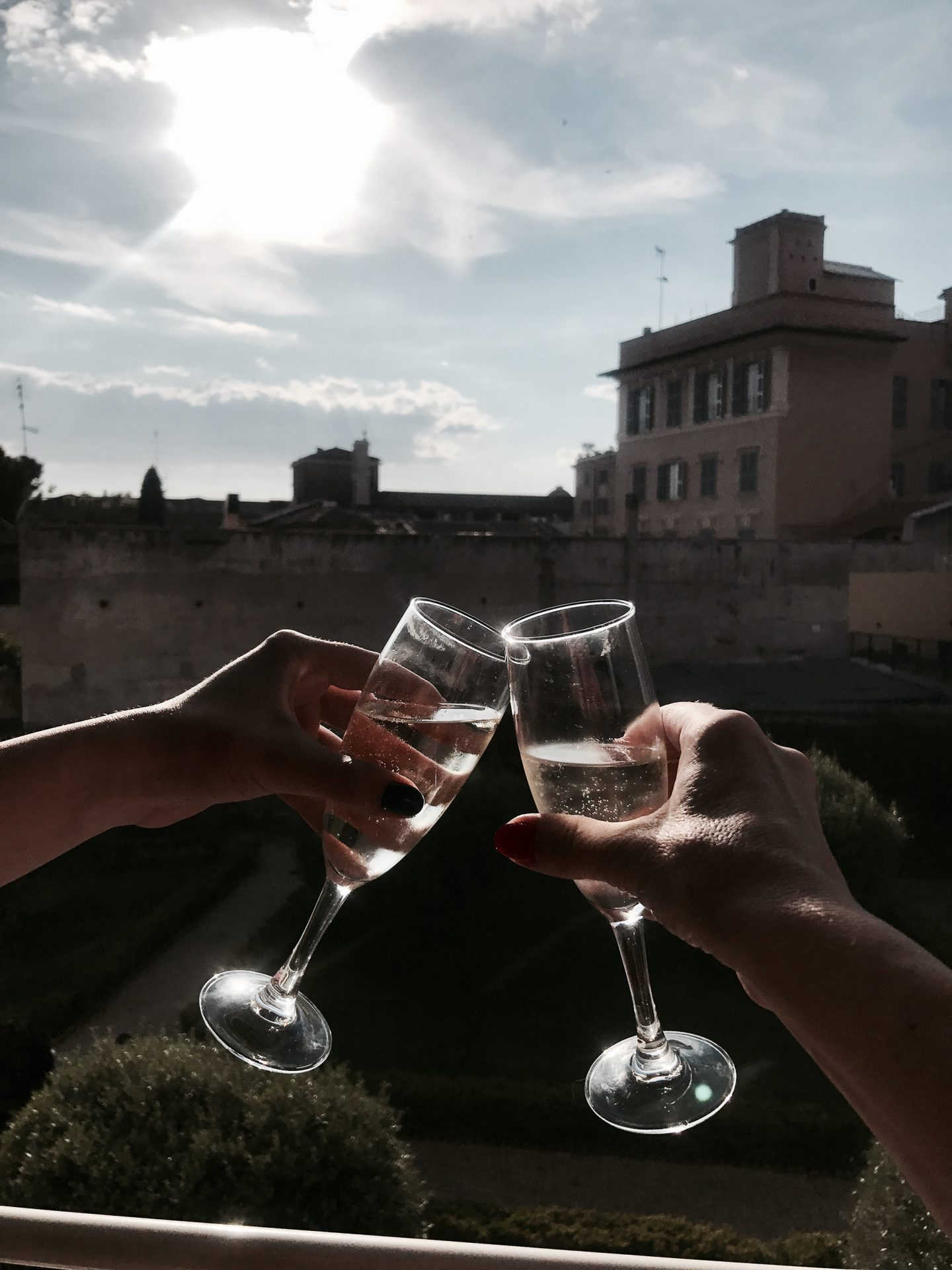 Kolbe Hotel | Rome
