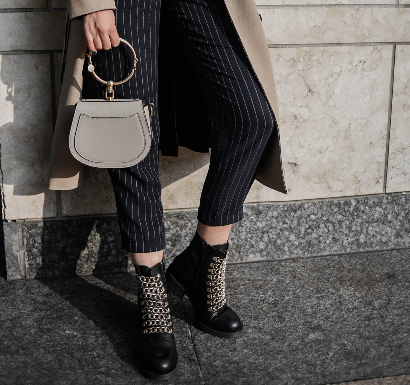 Black Statement Boots