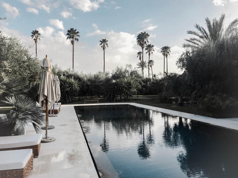 The Perfect Oasis: Les 5 Djellabas Hôtel